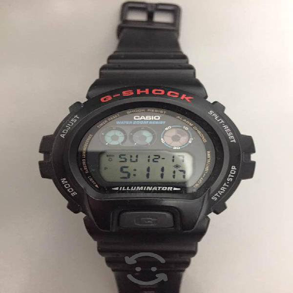 Reloj casio G-shock original modelo Dw-6900 negro