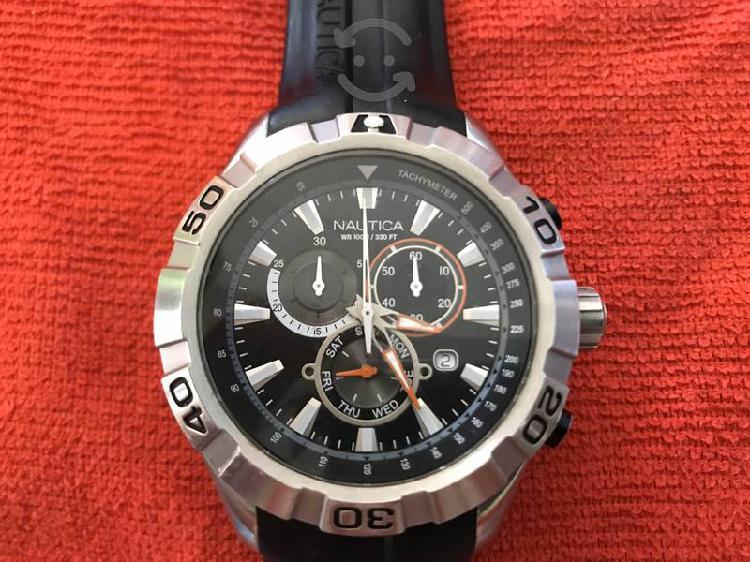 Reloj nautica cronometró