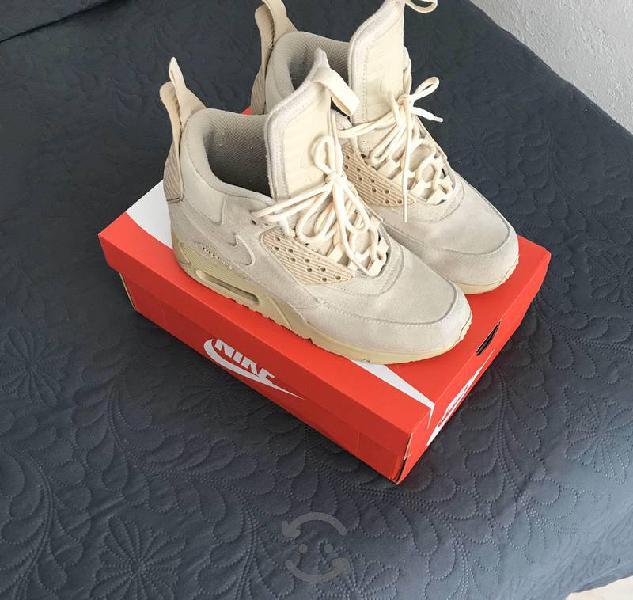 Tenis Nike Air Max 90 Sneaker Boot Ice