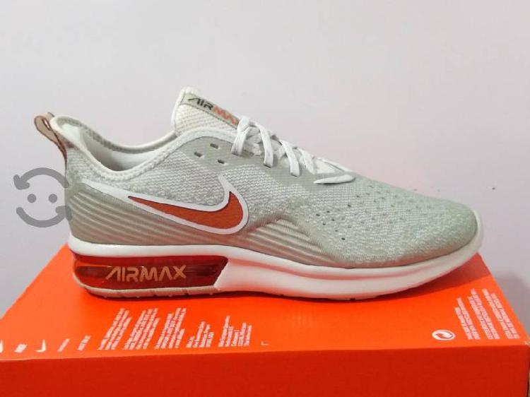 Tenis Nike Air Max Sequent Talla 28 Original