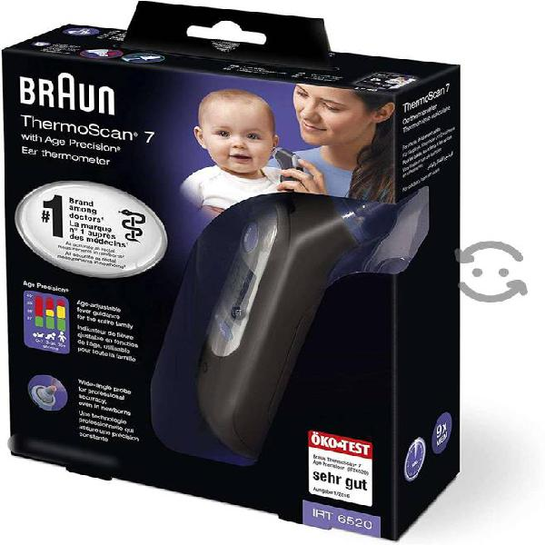 Termometro Infrarrojo Digital Thermoscan 7 Braun