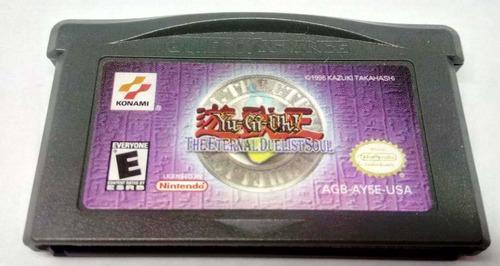 Yu Gi Oh Eternal Duelist Game Boy Advance Gba Retromex Tcvg