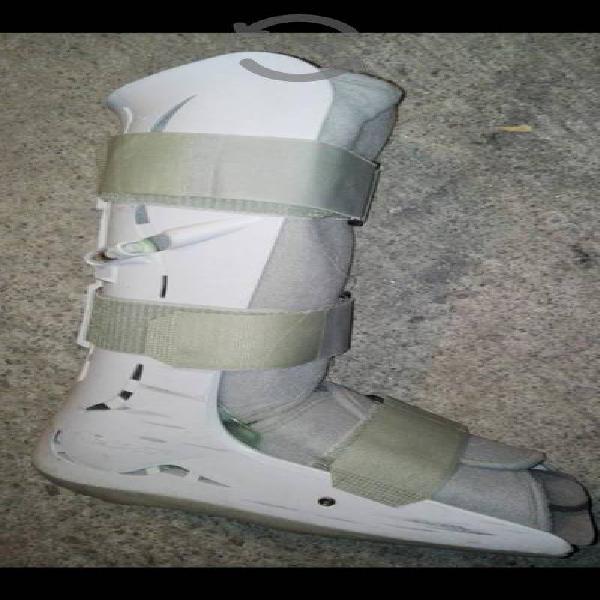 bota ortopédica Walker neumática