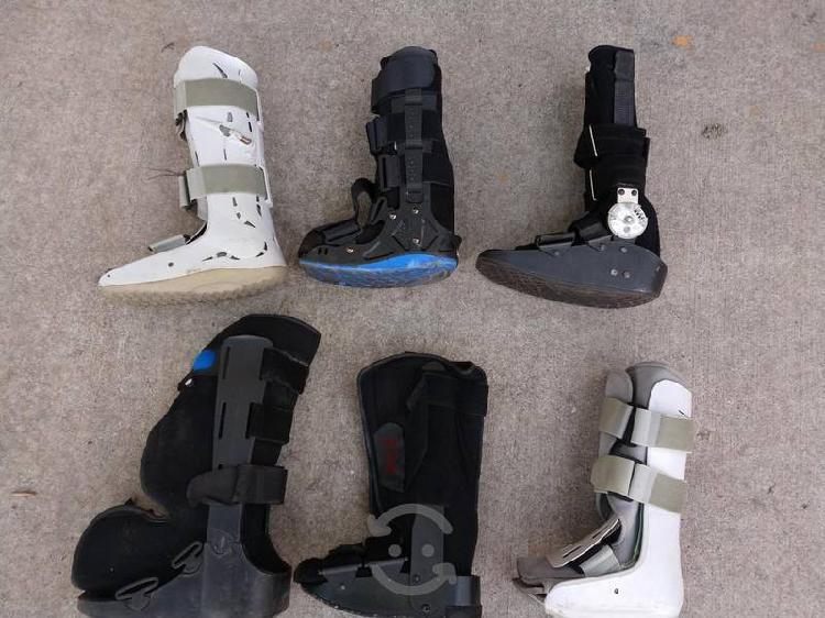 bota ortopedica walker neumática