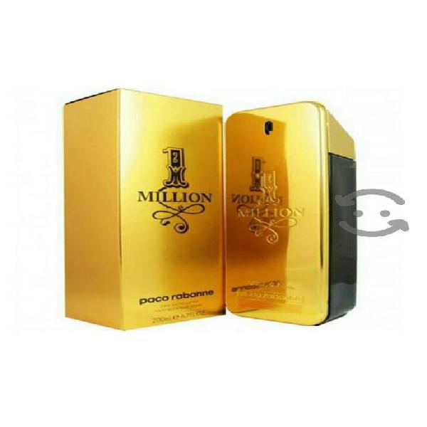clasico perfume modelo one million/En venta