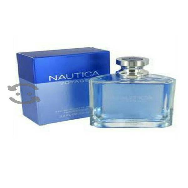 excelente perfume náutica/En venta