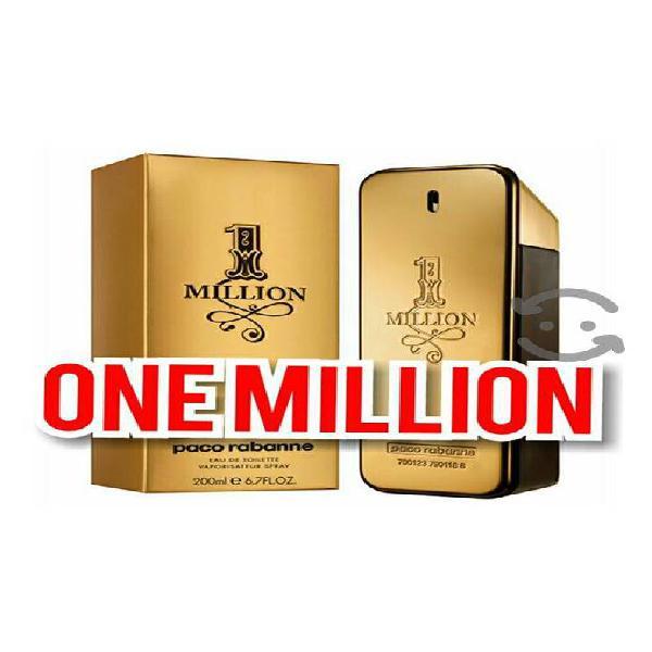 exelente perfume one million /en oferta