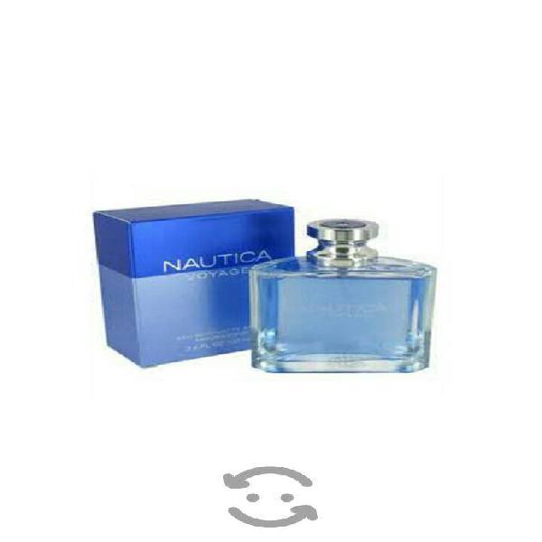 promoción de perfume náutica/En venta