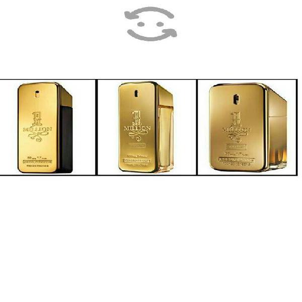 promoción de perfume one million/En venta
