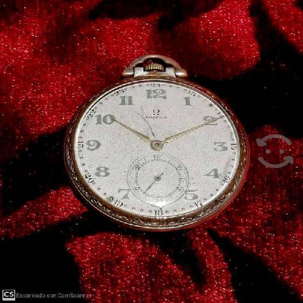 reloj Omega de bolsillo años 60s