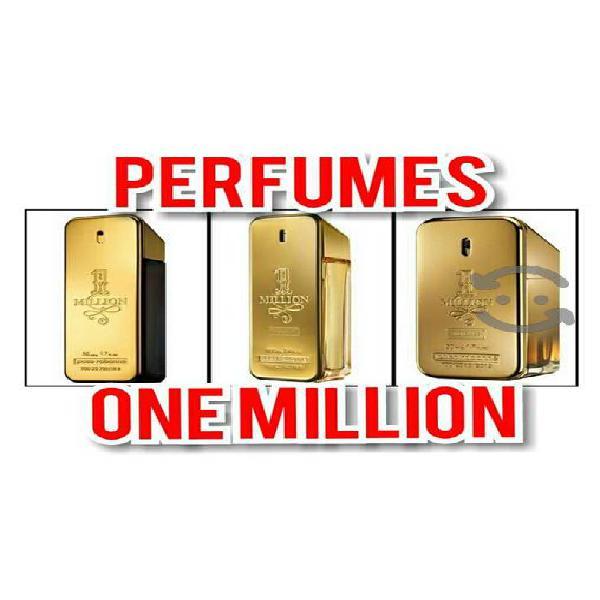 super perfume one million/En venta