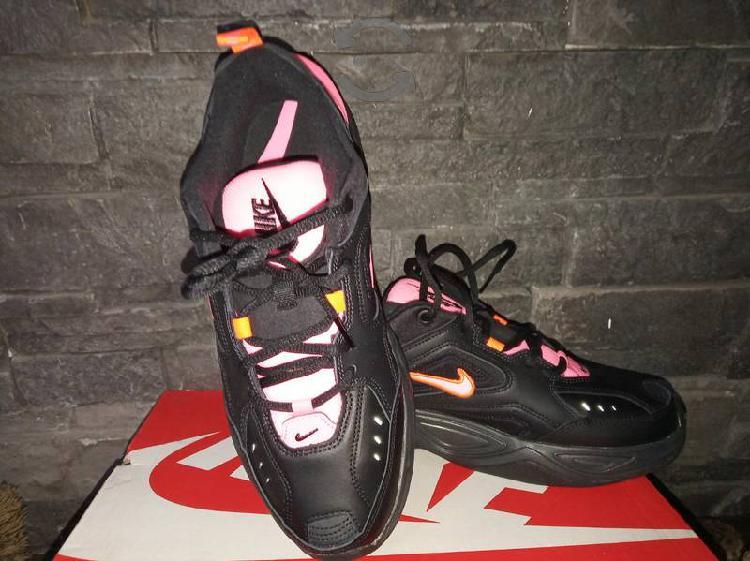 tenis Nike mk2 tekno black sunset 26.5 hombre