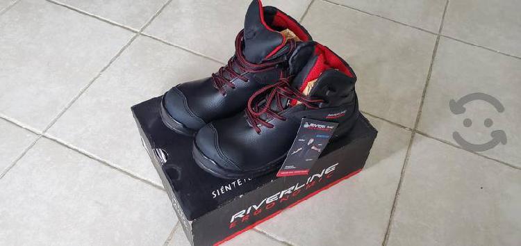 zapato Bota industrial Riverland