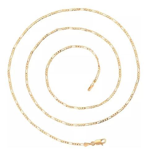 Cadena Cartier De Oro Laminado 18k 2.5mm