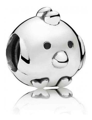 Charm Pandora Pollito Encantador, 100% Plata S925