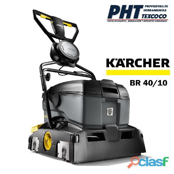 FREGADORA DE PISOS KARCHER BR 40/10 C