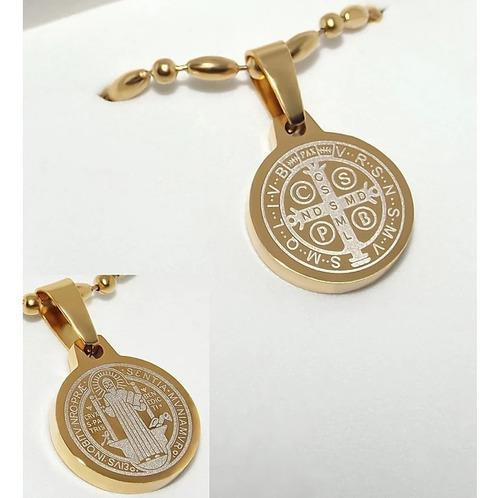 Medalla San Benito Mod. 380-d
