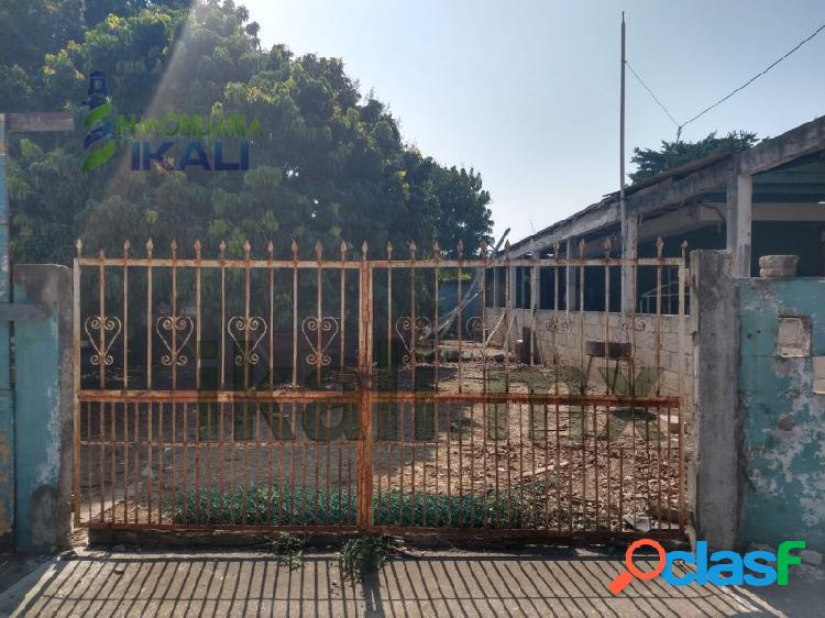 Venta terreno 198 m² Col. Adolfo Ruiz Cortines Tuxpan