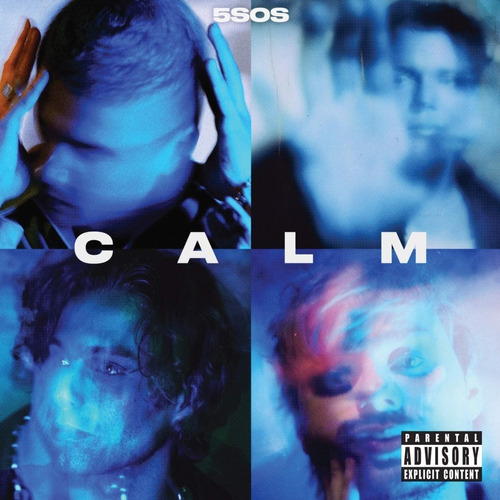 5 Seconds Of Summer Calm Deluxe Edition Cd