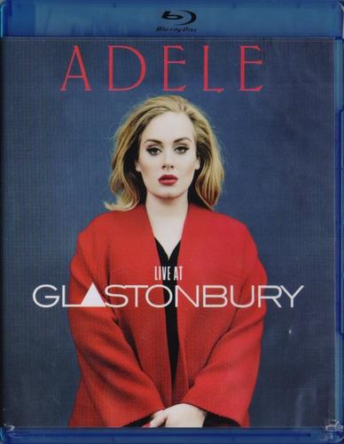 Adele Live At Glastonbury Concierto Blu-ray