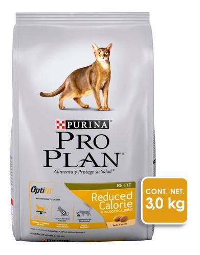 Alimento Para Gato Pro Plan Reduced Calorie 3 Kg - Nuevo