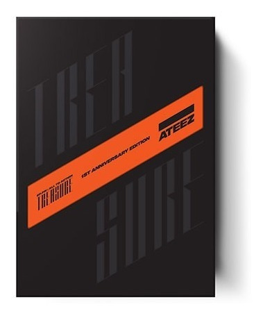 Ateez - Treasure Ep.fin All To Action Anniversary Edition