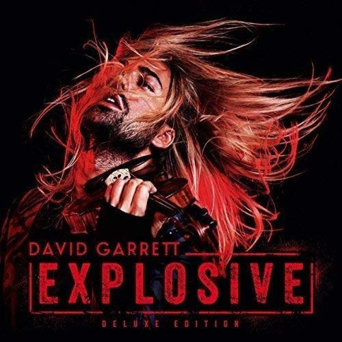 David Garrett - Explosive Deluxe Edition - 2 Discos Cd