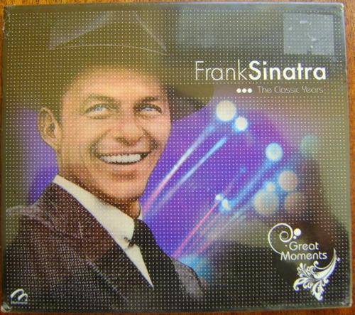 Frank Sinatra The Classic Years Cd Nuevo, Envío Gratis