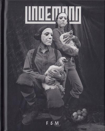 Lindemann - F & M Deluxe Edition - Disco Cd 13 Canciones
