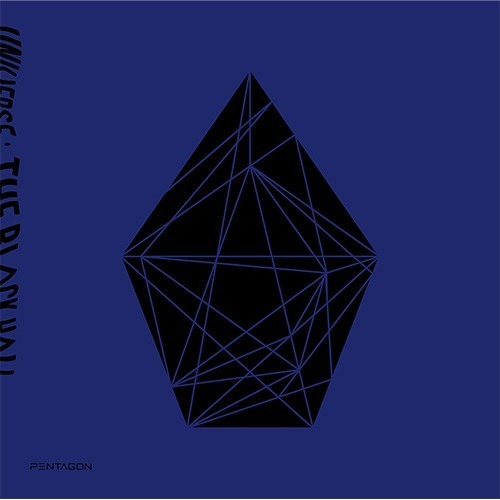 Pentagon - Universe: The Black Hall Álbum Original Kpop