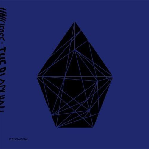 Pentagon Vol 1 Universe The Black Hall Album Escoge Version