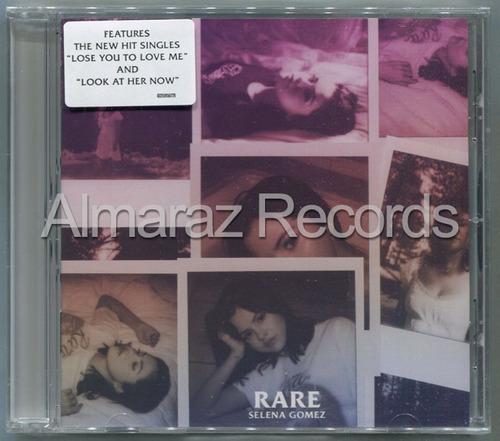 Selena Gomez Rare Deluxe Edition Cd
