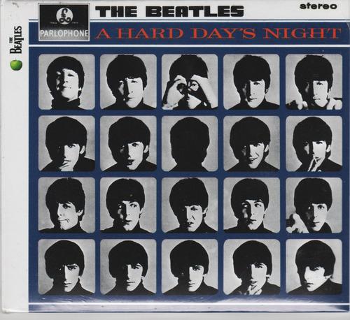 The Beatles A Hard Day's Night Cd Nuevo!!