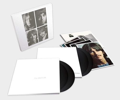 The Beatles - White Album (50th Anniversary 4 Lp) (vinyl)