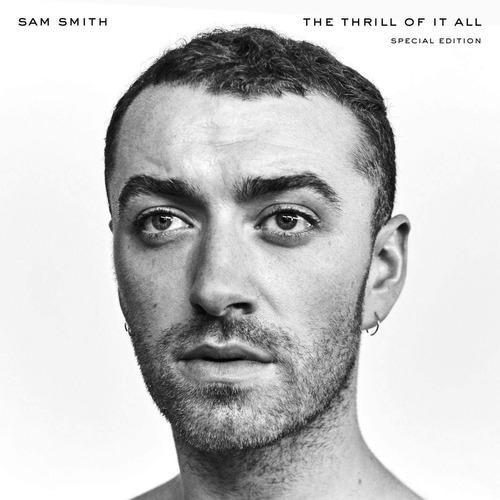 The Thrill Of It All - Sam Smith - Disco Cd Con 13 Canciones