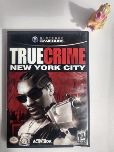 True Crime New York City Nintendo Game Cube Garantizado