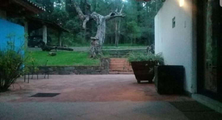 Venta Casa en Tapalpa en Hacienda San Francisco gran terreno