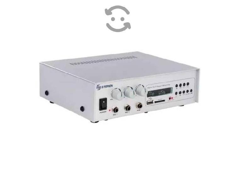 Amplificador De Audio, 40 Watts