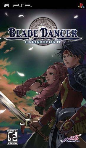 Blade Dancer Linaje De La Luz Sony Psp