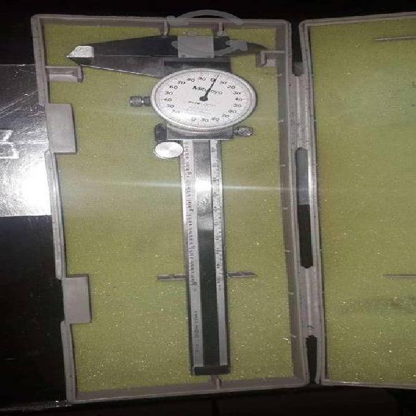 Calibrador de reloj