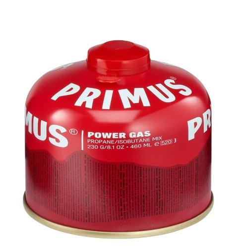 Cartucho Power Gas Propano Con Válvula 230gr Marca Primus