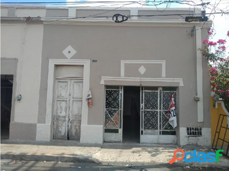 Casa colonial da remodelar cerca Paseo de Montejo