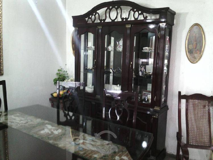 Comedor Madera 6 sillas