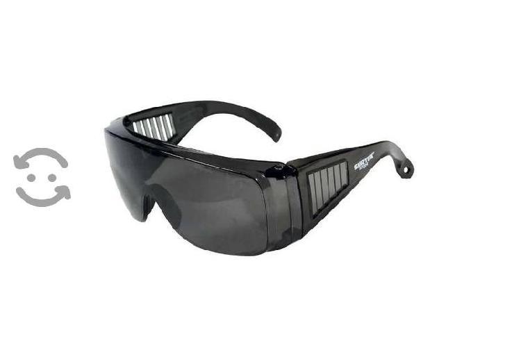 Lente Gafas De Seguridad Ligeras Color A Elegir, S