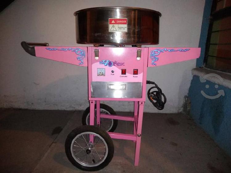 Maquina para hacer Algodones de azúcar