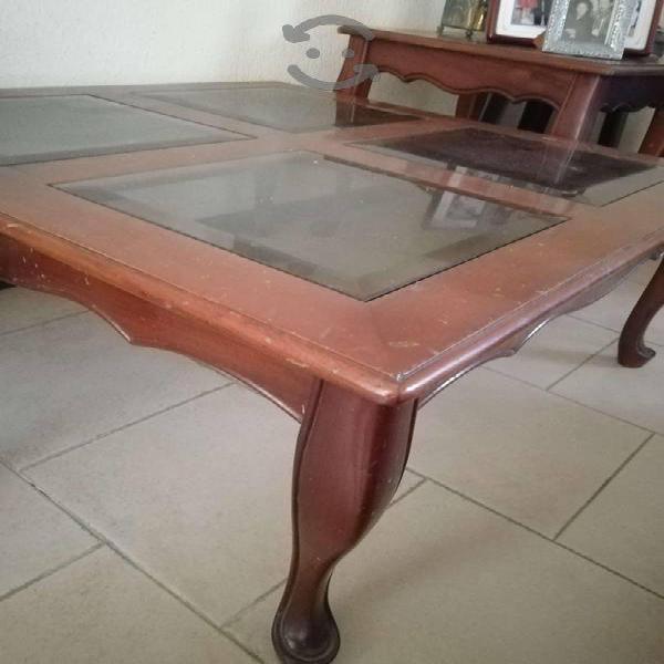 Mesas para sala de madera
