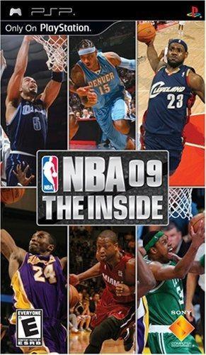 Nba 09 The Inside Sony Psp