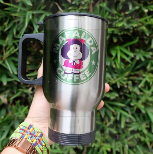 Termo Para Café De Mafalda / Starbuks