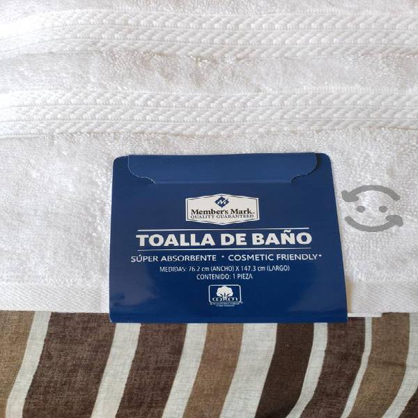 Toalla Members Mark baño completo