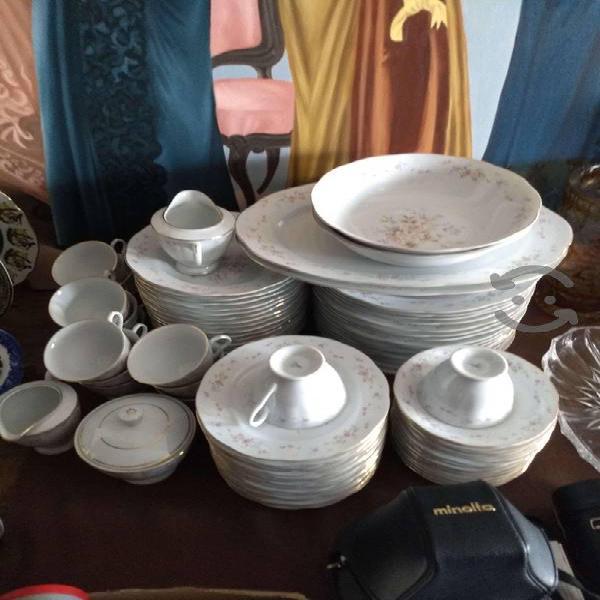 Vajilla de porcelana china